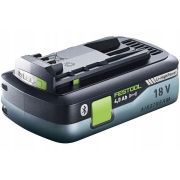 FESTOOL AKUMULATOR BP 18 Li 4,0 HPC-ASI 205034